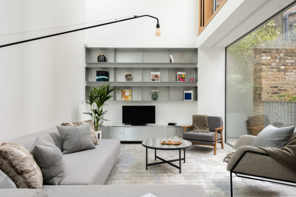 London, GB The 3BDRM Chelsea Walk Modern House with Rooftop & Parking
