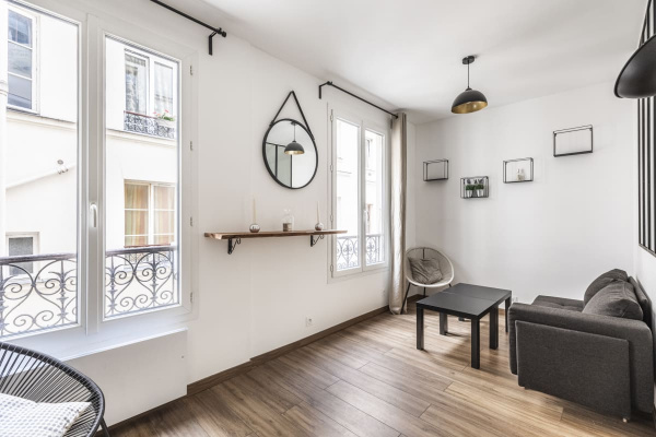 Paris, FR Lovely Parmentier home with mobility lease