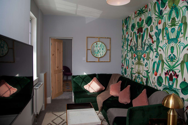 Oxford, GB The Old Post Office - Bright & Modern 4BDR Townhouse with Private Garden