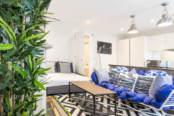 London, GB The 3BDRM Oxford Street Retreat in 2 Apartments