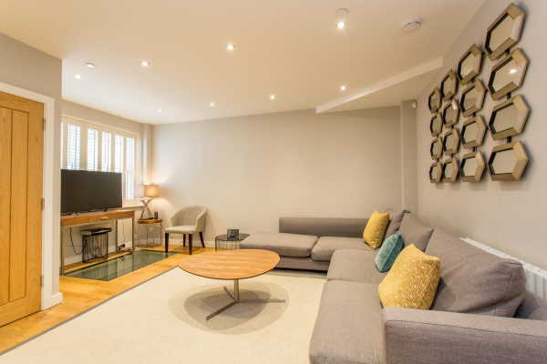 London, GB The 4BDRM Sweet Mews Home in Ideal Location