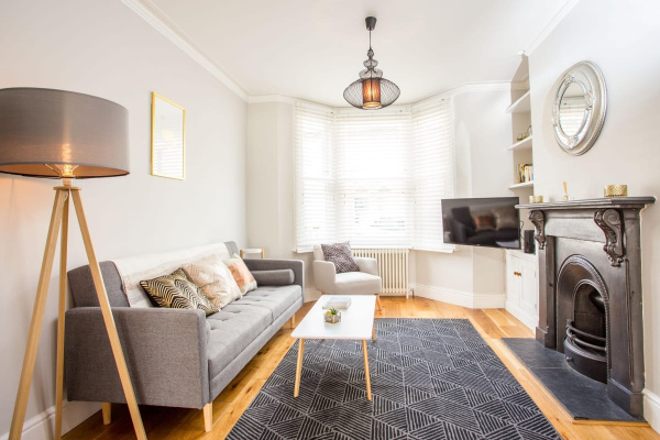 Cambridge, GB The Romsey Lofthouse - Charming & Bright 3BDR Home