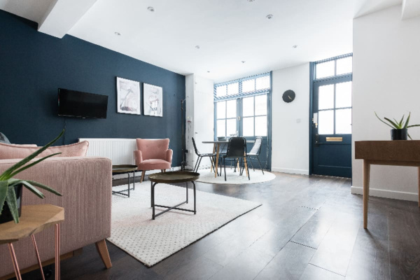 London, GB The 4BDRM Paddington Retreat 2 Paddington Mews