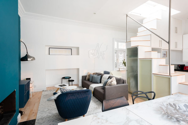 London, GB The Queensway Retreat - Modern & Bright 2BDR Home