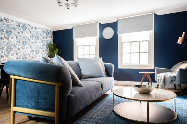 Oxford, United Kingdom, The Old Station House – Stylish & Central 2BDR Apartment