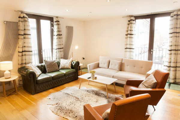 London, GB The 3BDRM Holborn Lights with Rooftop Terrace & Garage