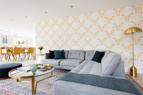 London, GB The Porchester Terrace - Modern & Bright 5BDR Penthouse with Terrace